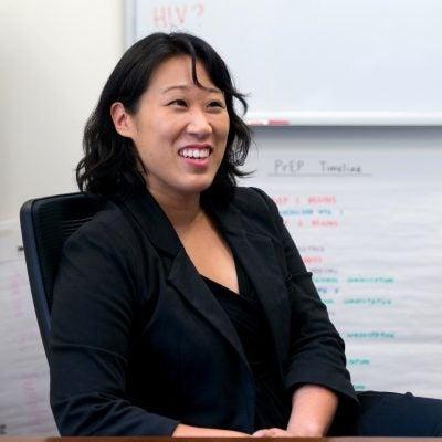Susan Kim Headshot
