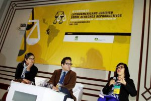 IV Latin American Legal Conference on Reproductive Right Picture