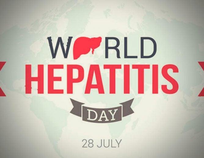 World Hepatitis Day Graphic