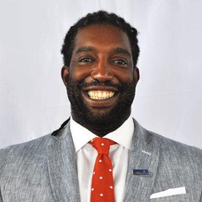 Andre Johnson Headshot