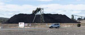 Coal Pile Up Image
