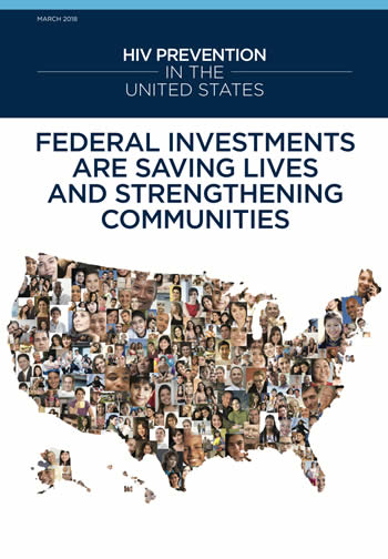 HIV Prevention in the United States Report Cover