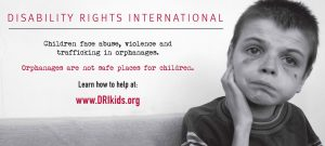 Disability rights international banner