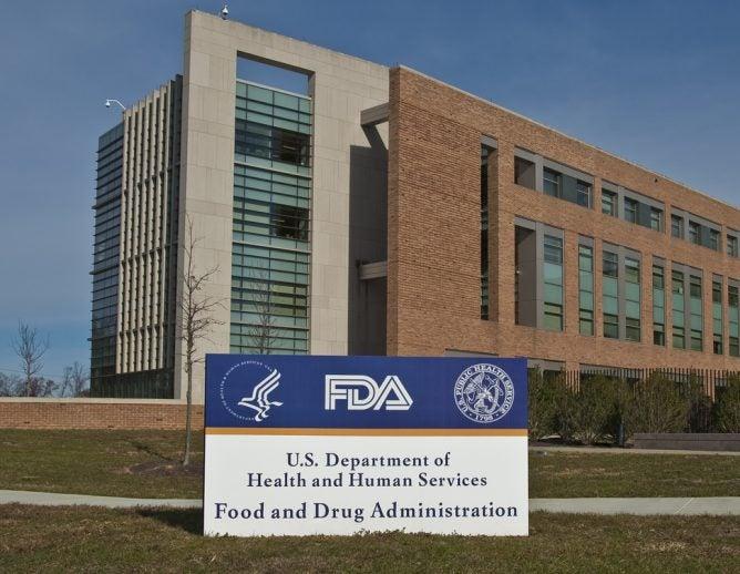 FDA Building Image
