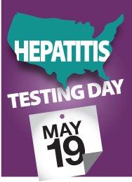 Hepatitis Testing Day Graphic