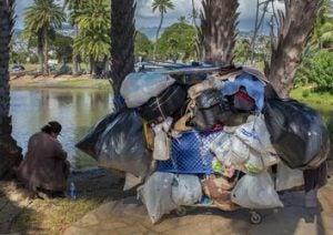 Hawaii homeless population