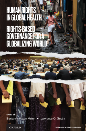 Human Rights in Global Health Banner