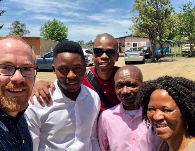 Researchers in KwaZulu-Natal South Africa