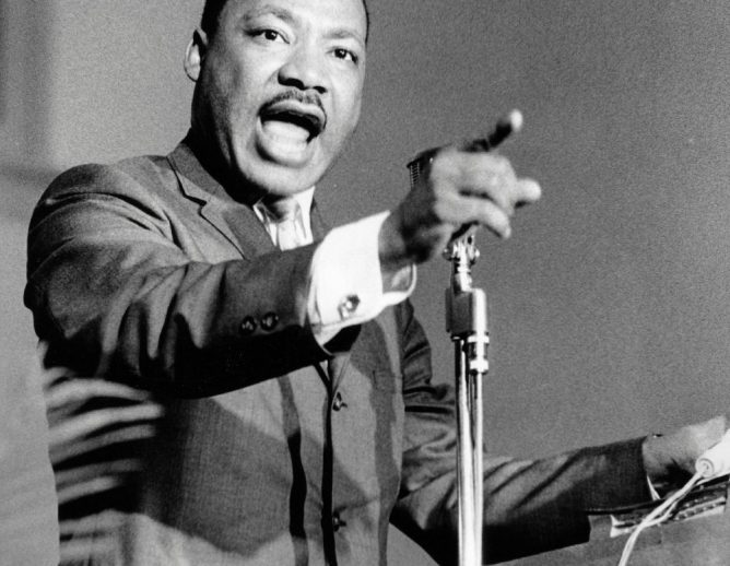 MLK Speech in Selma