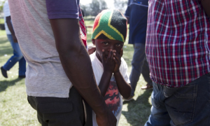 South African Boy Image