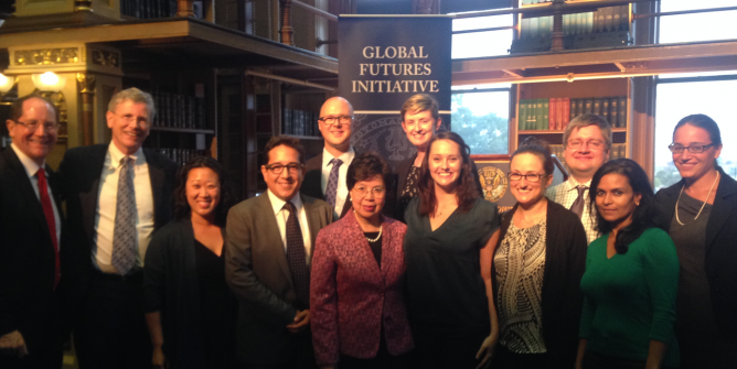 O'Neill Institute Conference photo