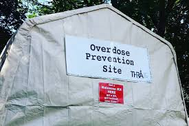 Overdose Prevention Site