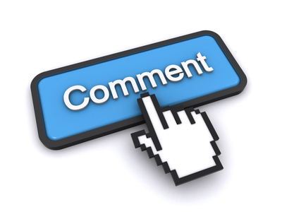 Comment button Icon