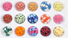 A Variety of pills