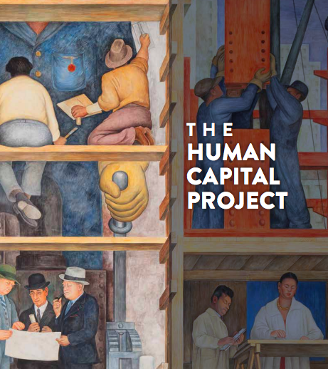The Human Capital Project Cover