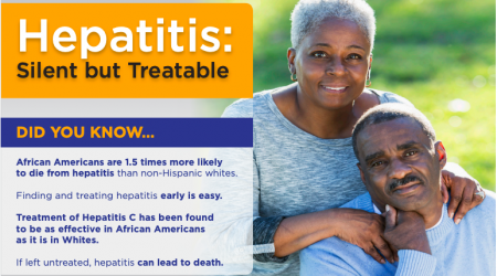Hepatitis: Silent But Treatable Cover