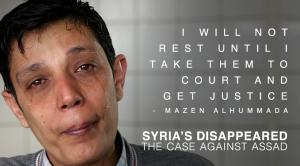 The Case Against Assad graphic
