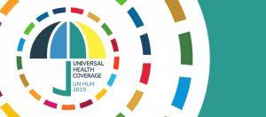 Universal Health Coverage 2019 Graphic