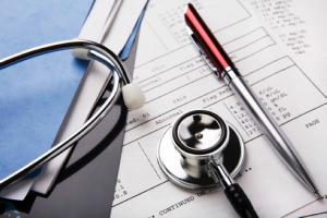 Medical report image