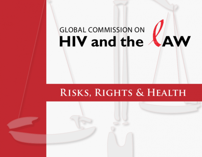 HIV and the Law Cover Page