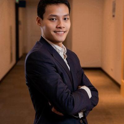 Yu-Wei Chen Headshot