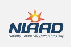 National Latinx AIDS Awareness Day Banner