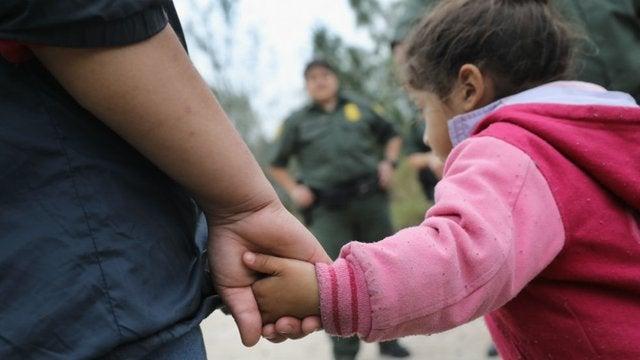 Child immigrant