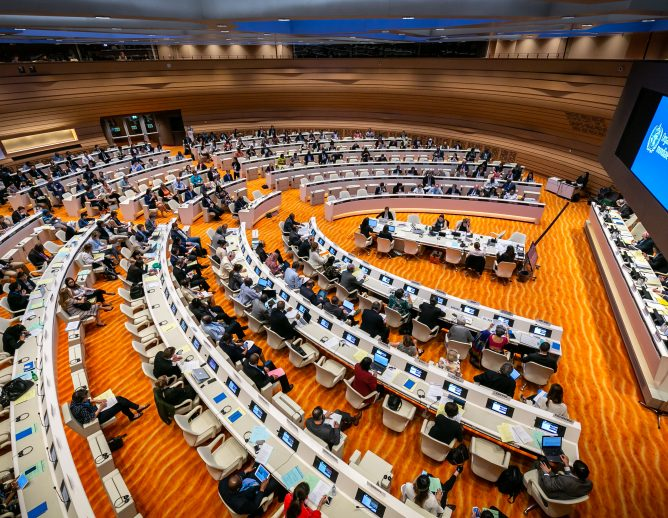 2018 World Health Assembly