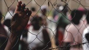 Kenya detention center
