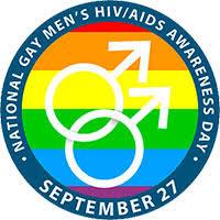 National Gay Men's Awareness Day Logo