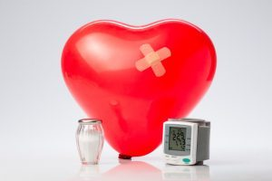 Heart Attack recovery graphic