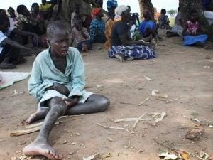 People in Uganda