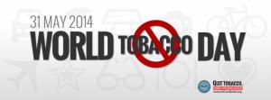 #NoTobaccoDay Logo
