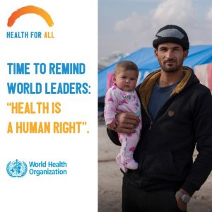 Health for all graphic